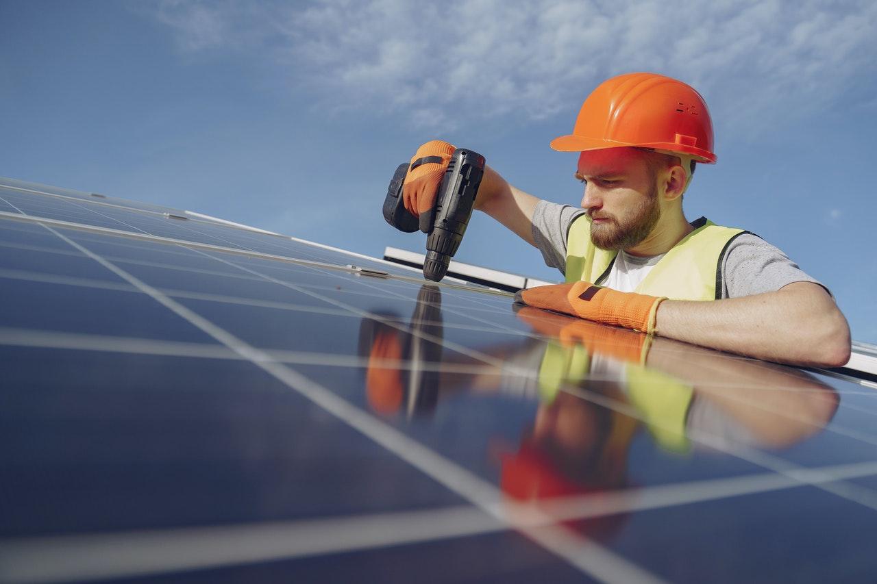 energie besparen met de zon
